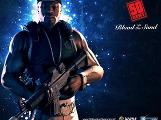 обои 50 Cent: Blood on the Sand фото