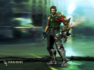 обои Bionic Commando фото