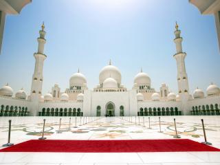 обои Архитектура Абу Даби фото