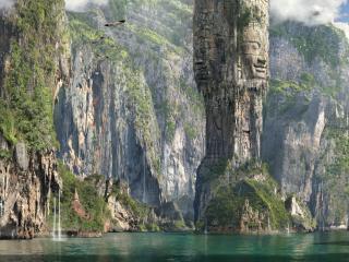 обои Каменные джунгли фото