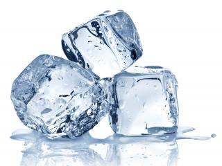 обои Кубики льда фото