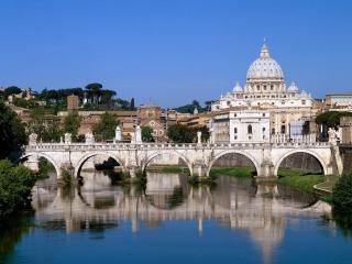 обои Ватикан. Италия фото