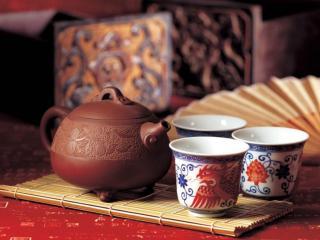 обои Посуда для чаепития фото