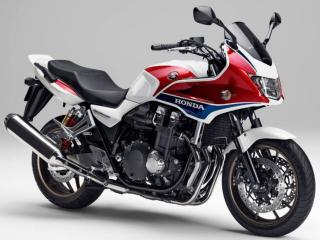 обои Дорожник Хонда - Honda CB1300S Super Bol фото