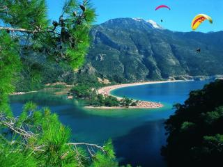 обои Турецкий берег фото