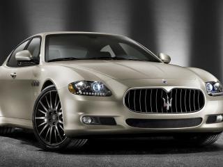 обои Maserati фото