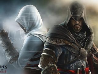 обои Герои воины Ассасины фото