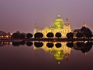 обои Индия,   Калькутта,   мемориал Виктория фото