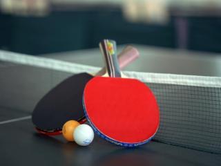 обои Настольный теннис фото