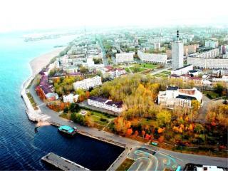 обои Осенний Архангельск фото