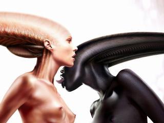 обои Самки чужих пришельцев фото