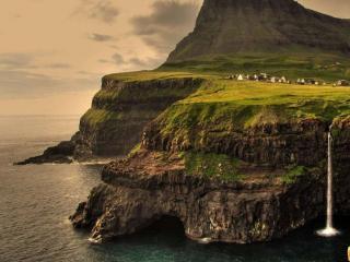 обои Фарерские острова фото