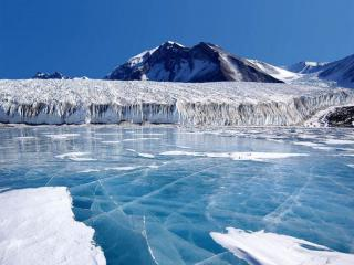 обои Безмолвие Антарктиды фото