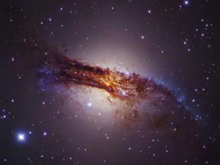 обои Космическая туманность фото