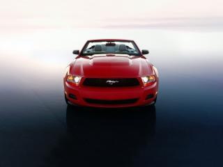 обои Ford - Mustang - 2010 - перед фото