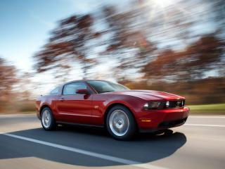 обои Ford - Mustang фото