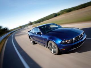 обои Ford - Mustang - GT фото