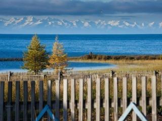 обои Вид на озеро Байкал. Россия фото