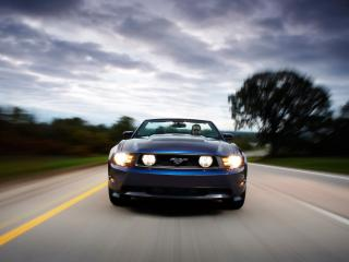 обои Ford - Mustang - front фото