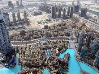 обои Город Дубай,   ОАЭ фото