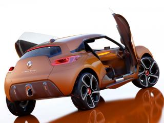 обои Концепт Renault Captur фото