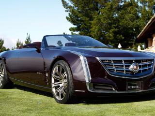 обои Концепткар Cadillac Ciel фото