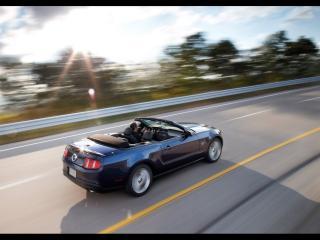 обои Ford - Mustang кабриолет фото