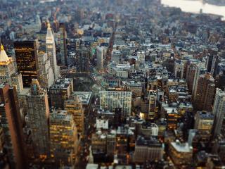 обои Маленький большой город фото