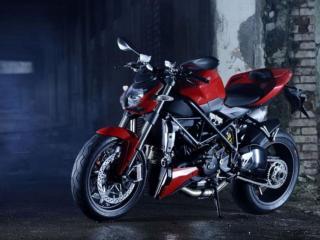 обои Байк - Ducati Streetfighter фото