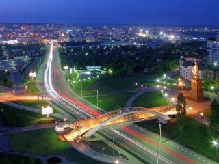 обои Вечерний Белгород фото