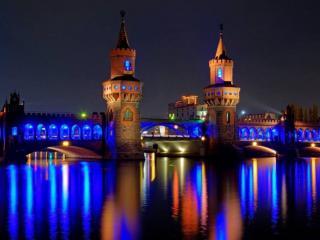 обои Дворцовый мост фото