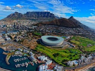 обои Кейптаун – это главный город ЮАР фото