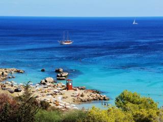 обои Кипрское море фото