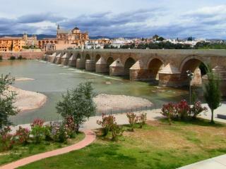 обои Мост в Кордове. Андалусия. Испания фото