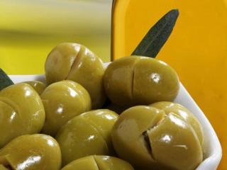 обои Золотые оливки фото