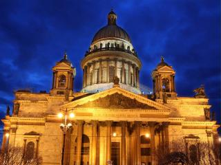 обои для рабочего стола: Исаакиевский Собор. Санкт-Петербург