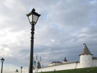 обои Фонари Казанского кремля фото