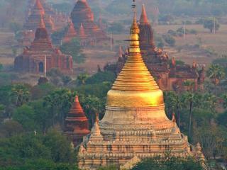 обои для рабочего стола: Ближайшая соседка Таиланда Мьянма