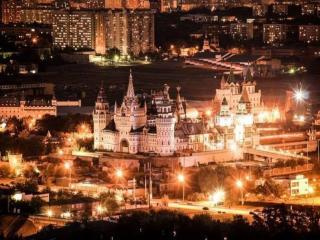обои Измайловский кремль. Москва фото