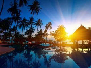 обои Тропики Таиланда фото
