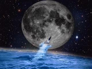 обои Космические фантазии фото