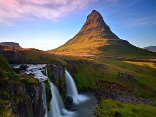 обои Красота природы Исландии фото