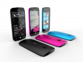 обои Nokia тройное исполнение фото