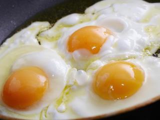обои Сочная яичница фото
