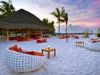 обои Мальдивский пляж фото