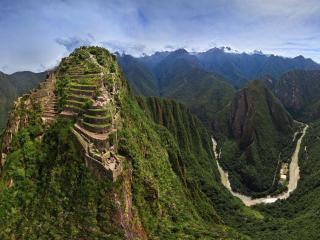 обои Мачу-Пикчу. Древний город инков фото