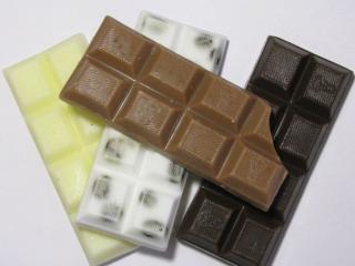 обои Разноцветный шоколад фото