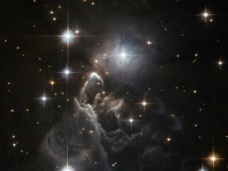 обои Туманности IRAS 05437 +2502 в созвездии Тельца фото
