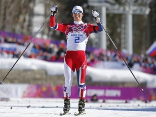 обои Олимпийский чемпион Сочи 2014 фото