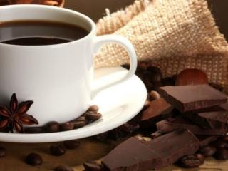 обои Кофе с шоколадом фото